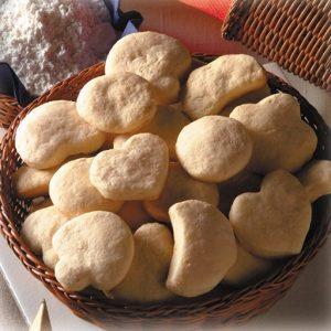 galletas de crema