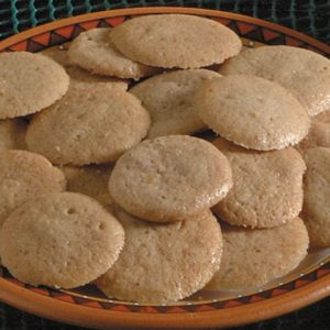galletas granizadas